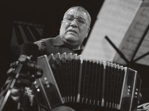 'Sombras', Dino Saluzzi
