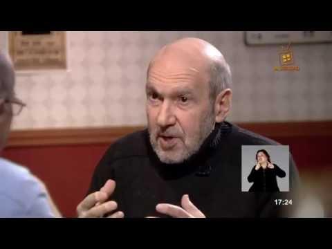 Coriún Aharonián, entrevista Café negro