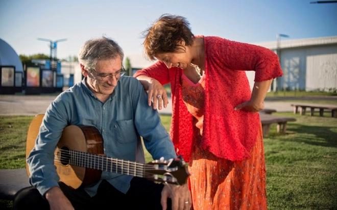 'Juan Del Monte', Liliana Herrero Y Juan Falú